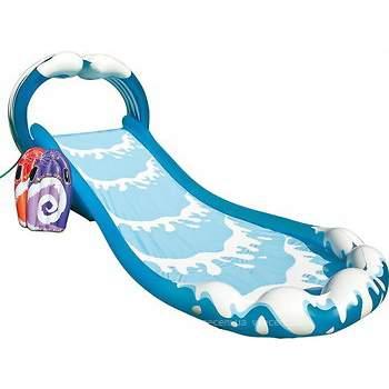 Intex 57469, дитячий надувний центр Морська гірка