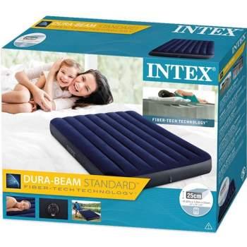 Intex 64758, надувний матрац 191 x 137 x 25 см (68758)