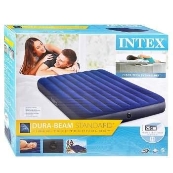 Intex 64759, надувний матрац 203 x 152 x 25 см (68759)