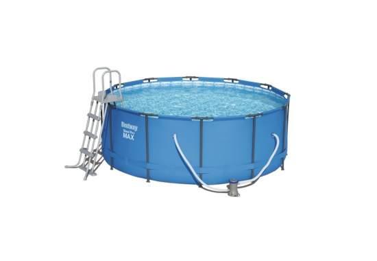 Bestway 15427, каркасный бассейн 366 x 133 см Steel Pro max