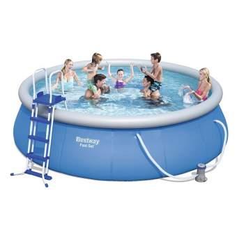 Bestway 57289, надувний басейн Fast Set