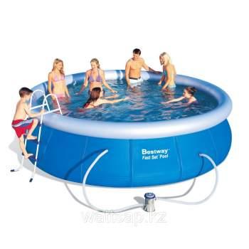 Bestway 57294, надувний басейн Fast Set