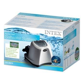 Intex 26670, хлоргенератор, 12 г/ч