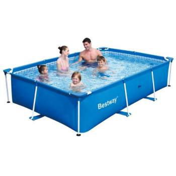Bestway 56403, каркасний басейн 259 x 170 x 61 см Steel Pro Frame Pool