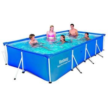 Bestway 56405, каркасный бассейн 400 x 211 x 81 см Steel Pro Frame Pool