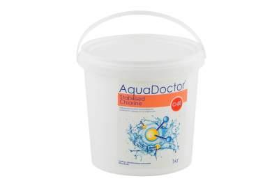 AquaDoctor C60-1, Быстрый (шоковый) Хлор в гранулах, 1кг