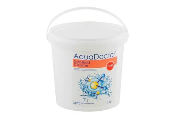 AquaDoctor C60-5, Швидкий (шоковий) Хлор в гранулах, 5кг