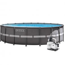 Intex 26330, каркасный бассейн 549 x 132 см ULTRA x TR™ FRAME POOL