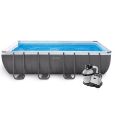 Intex 26356, каркасный бассейн 549 x 274 x 132 см Ultra Frame Pool