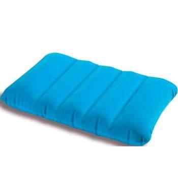 Intex 68676-blue, надувная подушка, голубая