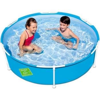 Bestway 56283BW, каркасний дитячий басейн, 152х38см