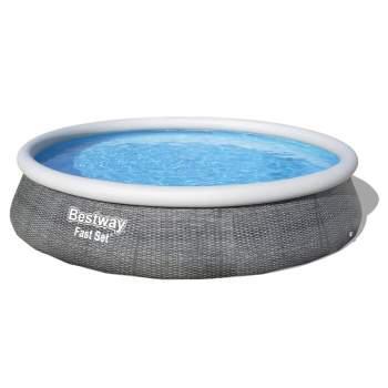 Bestway 57372, надувний басейн Fast Set ™ Grey