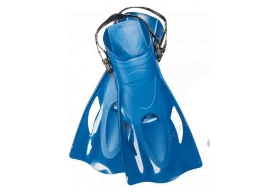 Bestway 27028-blue, ласты для плавания 41-46р. Голубые