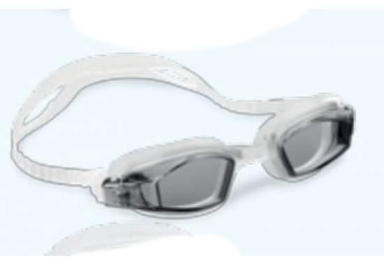 Intex 55682-violet, очки для плавания, от 8 лет. Фиолетовые