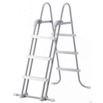 Intex 28075, лестница для бассейна, 91-107см (Intex 28072)