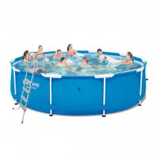 Bestway 5612U, каркасний басейн 427 x 132 см Steel Pro