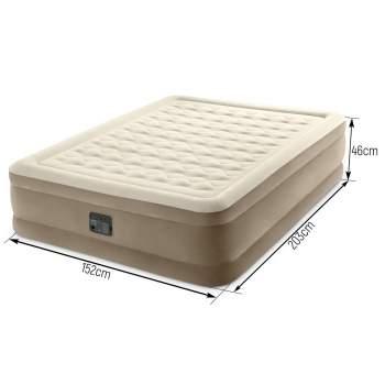 Intex 64428, надувная кровать 203 x 152 x 46 см (64458)