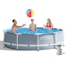 Intex 26702, каркасний басейн 305 x 76 см Prism Frame Pool