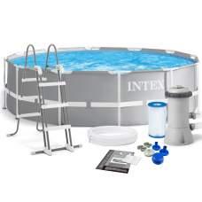 Intex 26716, каркасний басейн 366 x 99 см Prism Frame Pool