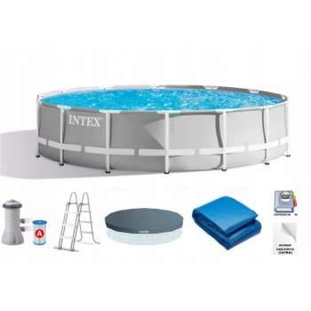 Intex 26720, каркасный бассейн 427 x 107 см Ultra Frame Pool