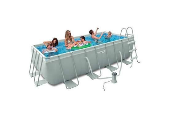 Intex 26784, каркасный бассейн 300 x 175 x 80 см Prism Frame Pool