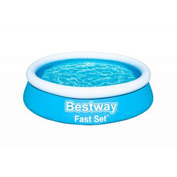 Bestway 57392, надувний басейн 183х51 см. Fast Set