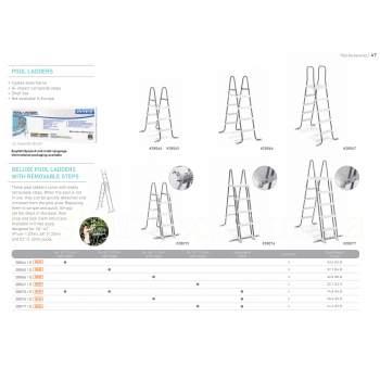 Intex 28066, лестница для бассейна, 122см (Intex 58974)