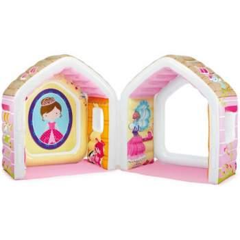Intex 48635, дитячий ігровий центр розкладний ігровий будинок принцеси