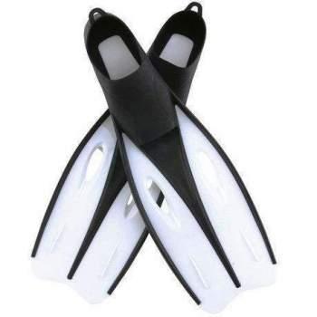 Bestway 27024-grey, ласты для плавания, серые, 42-44р