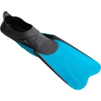 Decathlon 520 SUBEA-40-41-light-blue, ласты для плавания. Голубые. 26см, 40-41р