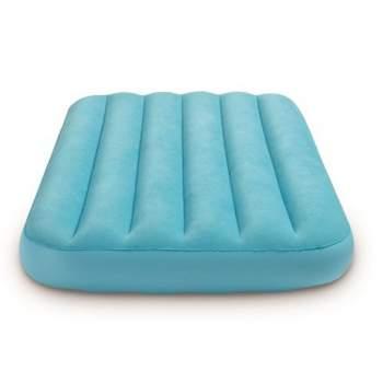 Intex 66803-blue, надувний матрац 157 x 88 x 18 см. Блакитний