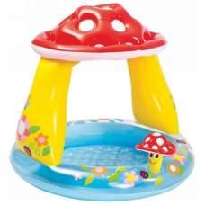 """Intex 57114, надувний дитячий басейн """"грибочок"""""""