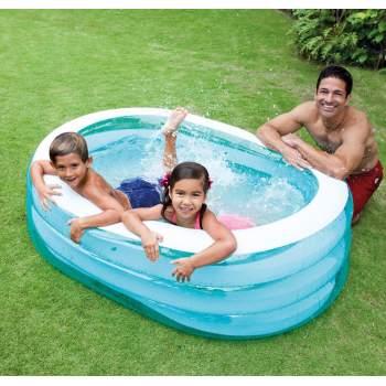Intex 57482, надувний дитячий басейн
