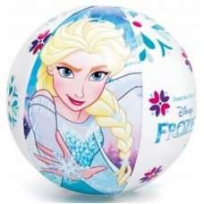 Intex 58021, надувний м'яч Холодне серце, 51см