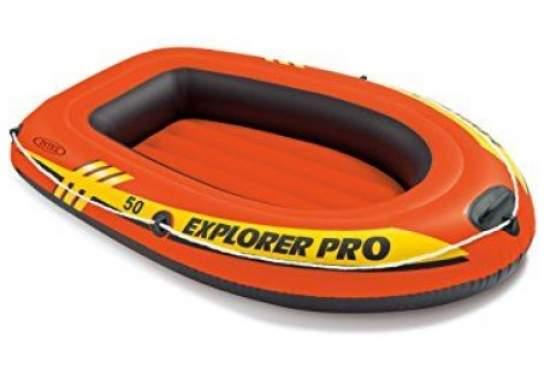 Intex 58354, надувная лодка EXPLORER PRO 50, 137 x 85 см