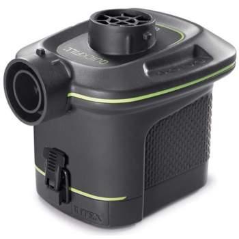 Intex 66638, электрический насос, на батарейках тип C, 420л/мин