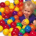 Кульки для басейну