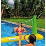 Воллейбольные сетки, надувные игры на воде