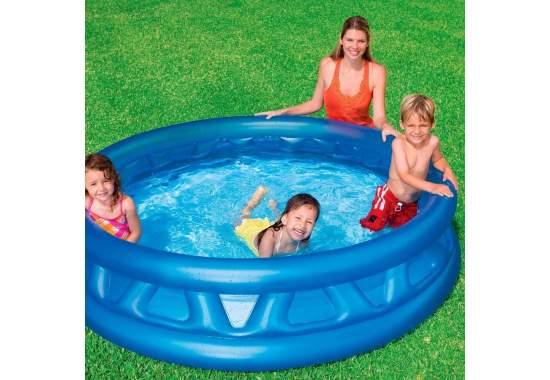 """Intex 58431, надувний дитячий басейн """"літаюча тарілка"""""""