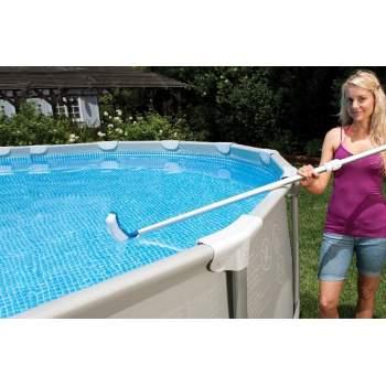 Intex 29053, щётка для очистки дна и стенок бассейна