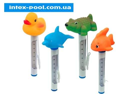 Bestway 58110, термометр для бассейнов, с фигурками