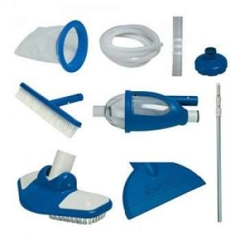 Intex 28003, набір для очищення дна і верхнього шару води