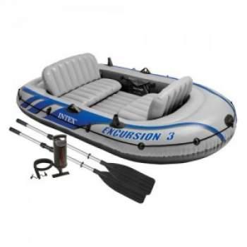 Intex 68319, надувная лодка Excursion-3