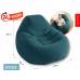 Intex 68584, надувне крісло 109 x 218 x 66 см, бордове