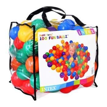 Intex 49600, кульки, 8см, 100шт