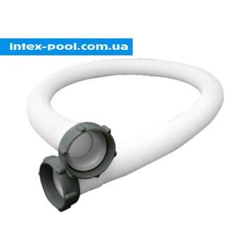 Intex 10720, шланг з гайками. Діаметр 38мм, різьблення, 52мм