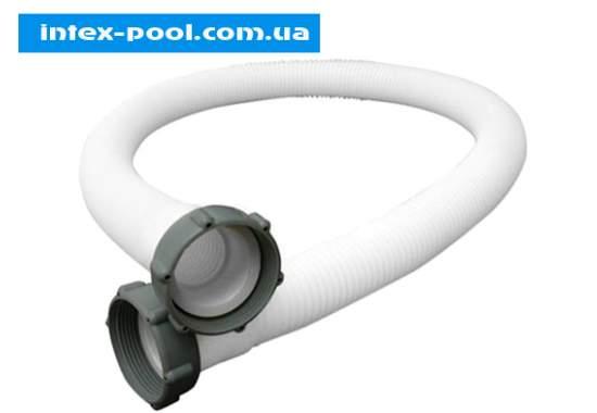 Intex 10720, шланг с гайками. Диаметр 38мм, резьба, 52мм
