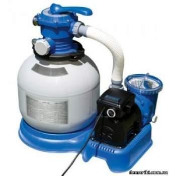 Intex 28646, Пісочний фільтр-насос, 6000 л / год