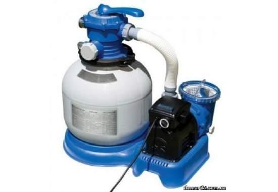 Intex 28646, песочный фильтр-насос, 6000 л/ч