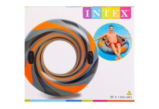 Intex 56277, надувной круг Вихрь